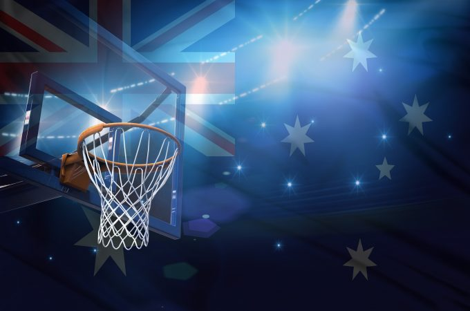 Australia Day Basketball generic image