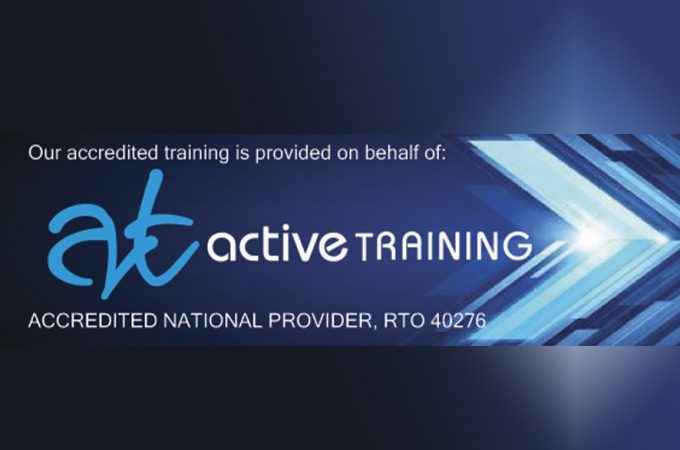 Active training EVENT